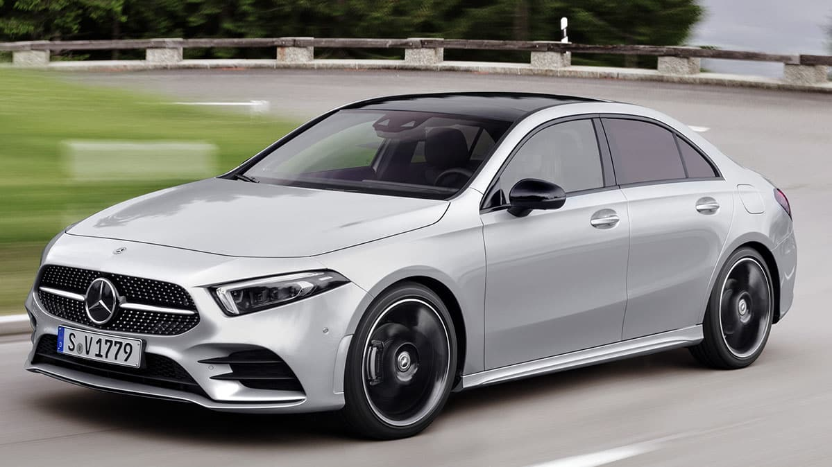 2019 Mercedes Benz A Class Packs Advanced Tech Consumer Reports