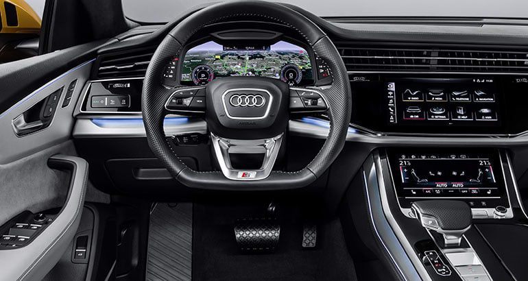 Sports Cars For Sale >> 2019 Audi Q8 SUV Preview - Consumer Reports