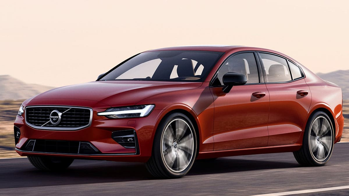 new 2019 volvo s60 will be first u s made vehicle for swedish carmaker consumer reports. Black Bedroom Furniture Sets. Home Design Ideas