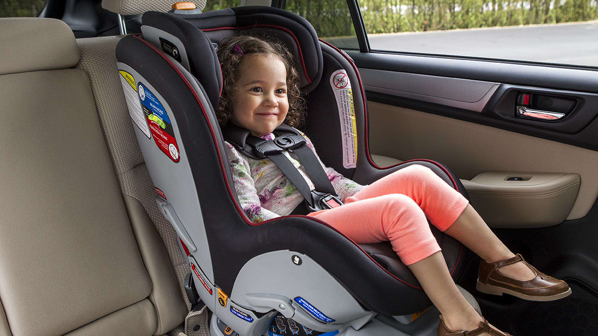 Best Child Car Seats for Extended LATCH Use