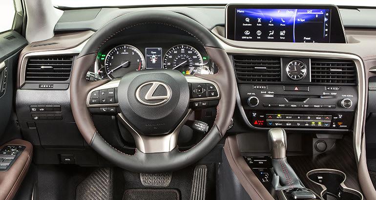 Lexus 3 Row Suv >> 2018 Lexus Rx L Review Consumer Reports