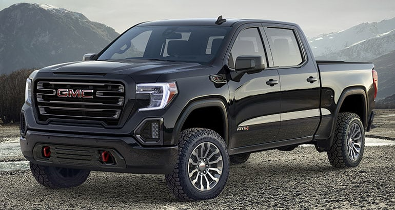 2019 GMC Sierra to Offer a Carbon-Fiber Bed - Consumer Reports