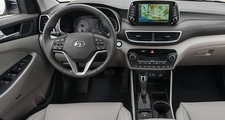 Hyundai Tucson Gets A Welcome Upgrade For 2019 Consumer Reports