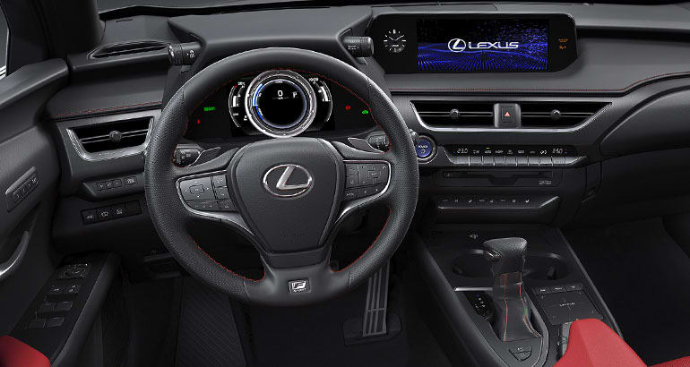 lexus unveils new ux compact crossover to attract young buyers to brand consumer reports. Black Bedroom Furniture Sets. Home Design Ideas