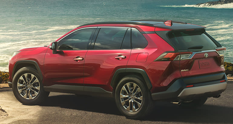 2019 Toyota Rav4 Preview Consumer Reports