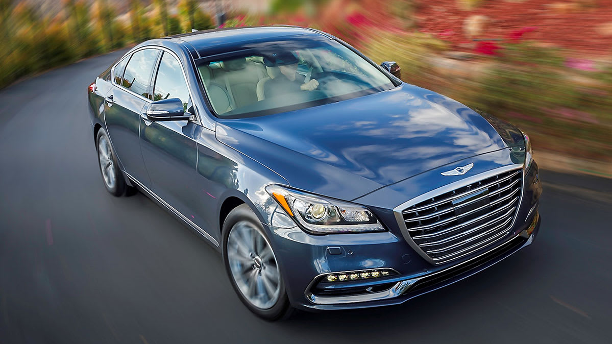 2018 Genesis G80 new car deal
