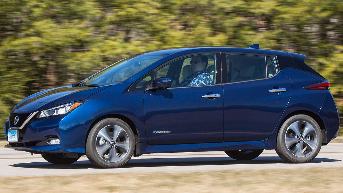 2018 Nissan Leaf First Drive - Consumer Reports