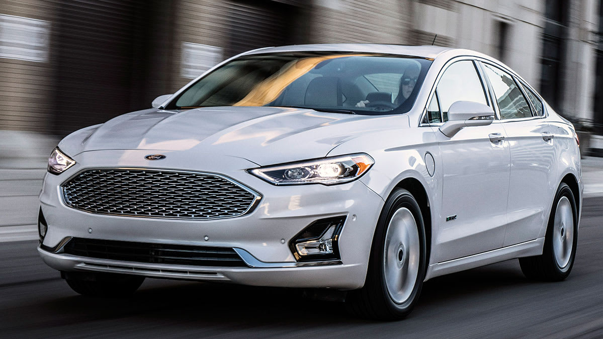 2019 Ford Fusion Preview Consumer Reports