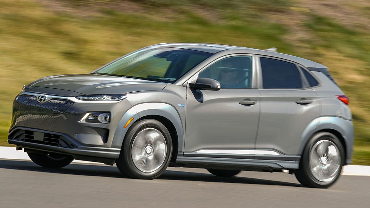 2019 Hyundai Kona Electric Preview Consumer Reports