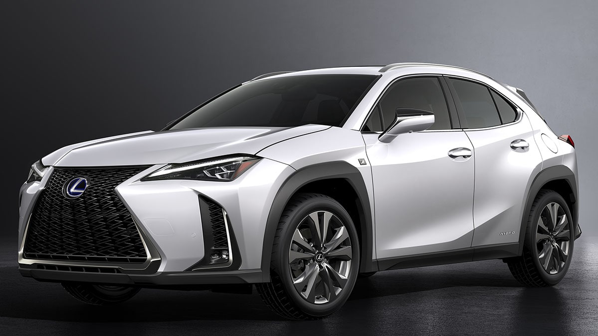 A New 168 Hp, 2.0 Liter Four Cylinder Engine Is Standard On The Base UX200,  As Is A New Continuously Variable Transmission. Lexus Says The Direct  Shift CVT ...