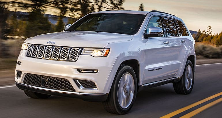 fiat chrysler recalls 4 8 million vehicles because cruise. Black Bedroom Furniture Sets. Home Design Ideas