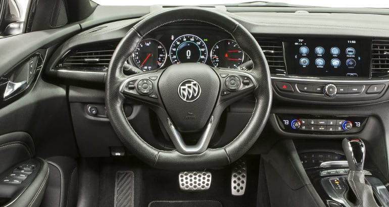 2018 Buick Regal Tourx And Gs Preview Consumer Reports