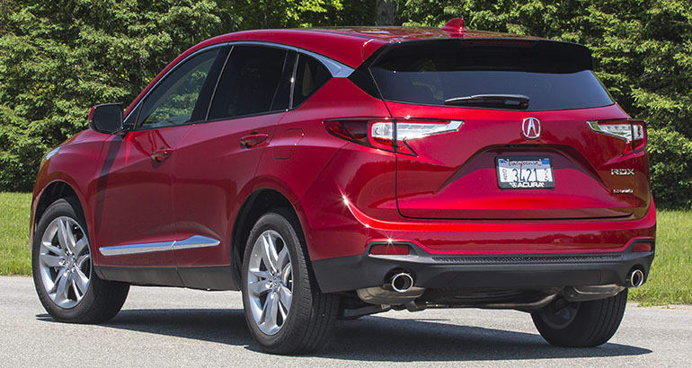 All New 2019 Acura Rdx First Drive Consumer Reports