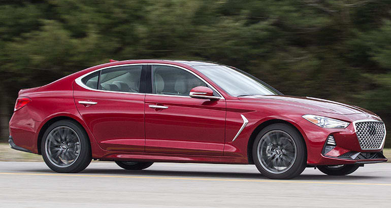 First Drive 2019 Genesis G70 Consumer Reports
