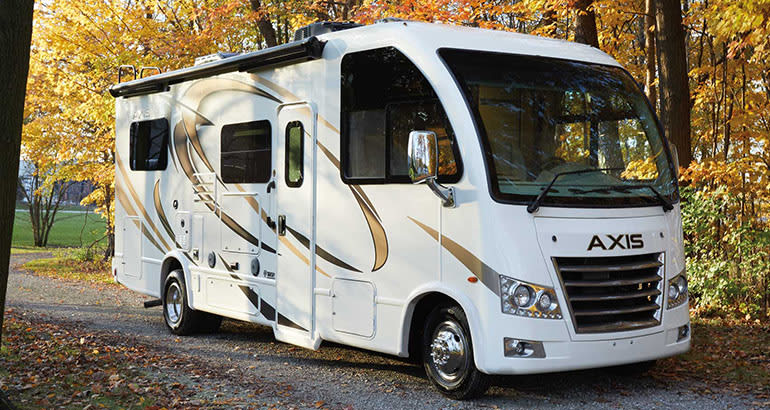 A Beginner S Guide To Motor Homes Consumer Reports