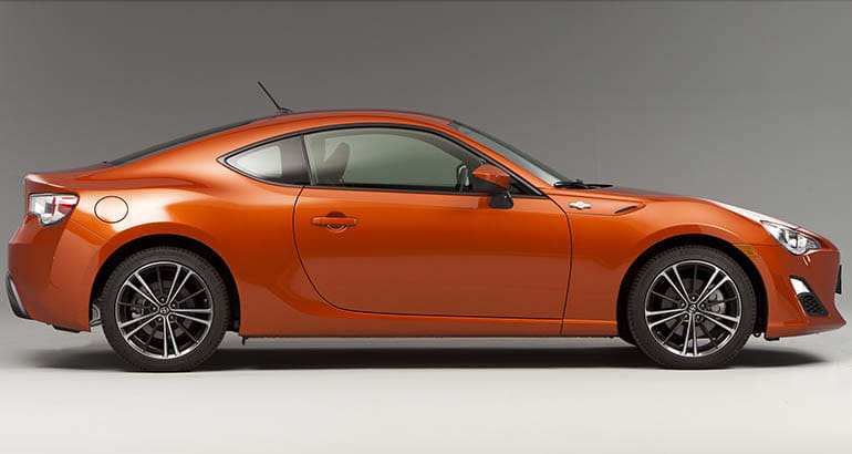 Subaru and Toyota recall includes the 2013 Scion FR-S
