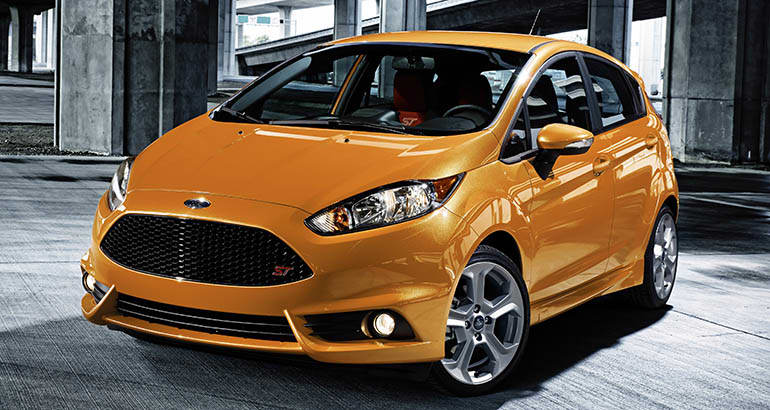 Automotive Turkeys - Worst  Ride: Ford Fiesta ST