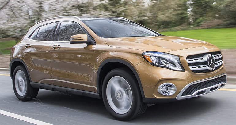 Owner Satisfaction: Mercedes-Benz GLA