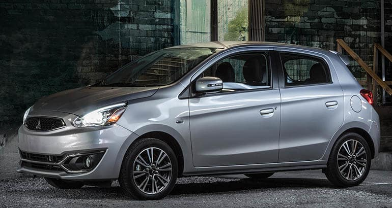 Road-Test Score: Mitsubishi Mirage