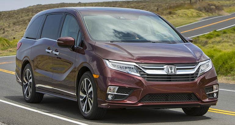 Honda Recalls 2018 Odyssey