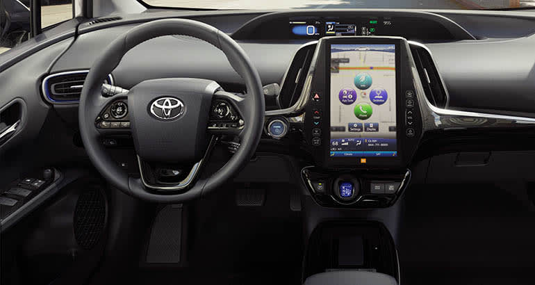 2019 Toyota Prius Gets Awd Softer Look Consumer Reports