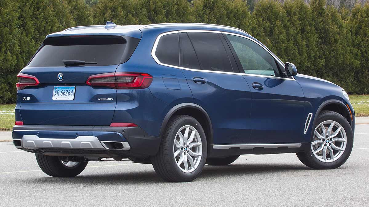 Best for short drivers list includes BMW X5