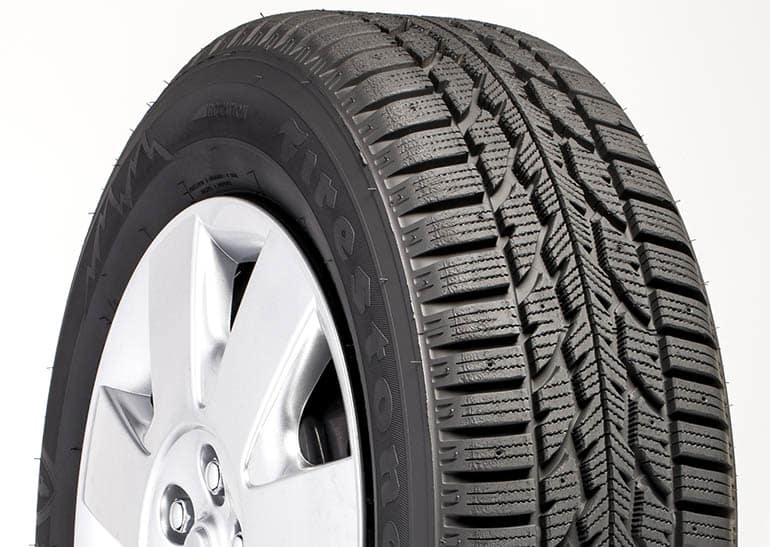 Winter/Snow Tire: Firestone Winterforce 2