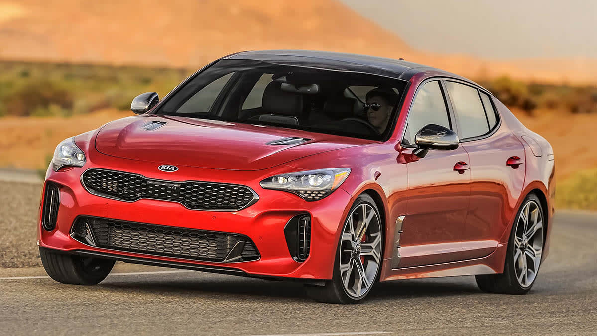 Kia Stinger Recall Fire Risk Due To Faulty Wiring Harness