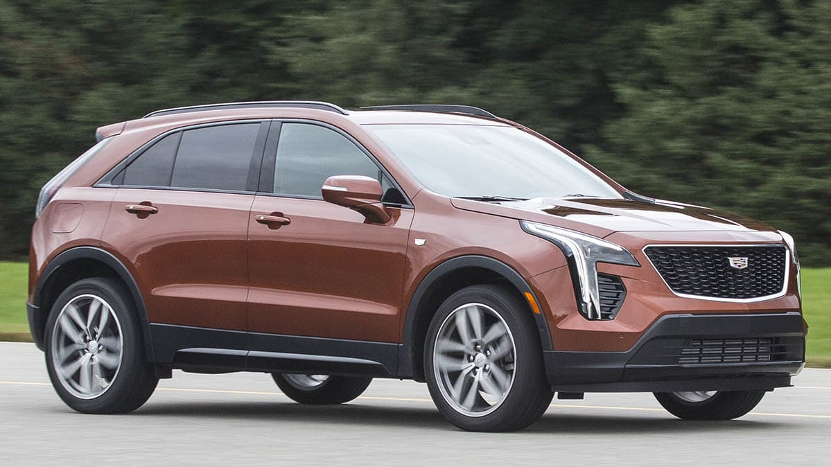 2019 Cadillac Xt4 Has Improved Tech But Safety Features Boost The