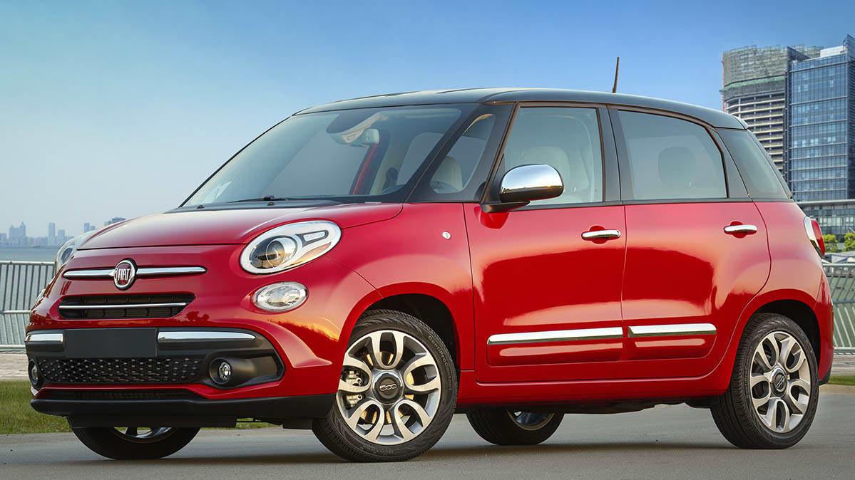 Automotive Turkeys - Fiat 500L