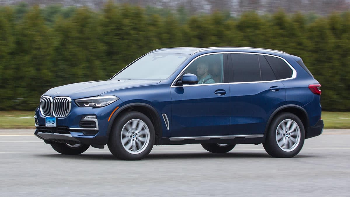 Revamped 2019 Bmw X5 Blends Luxury And Performance Consumer Reports