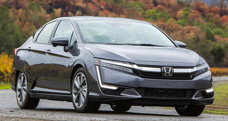 Least Reliable: Honda Clarity