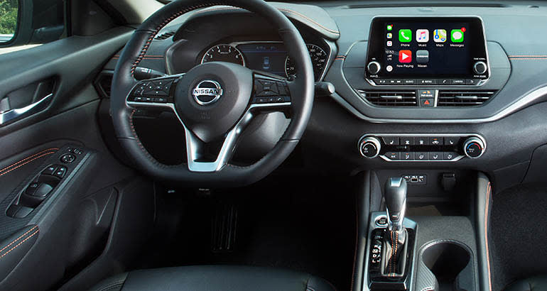 First Drive of the All-New 2019 Nissan Altima - Consumer ...