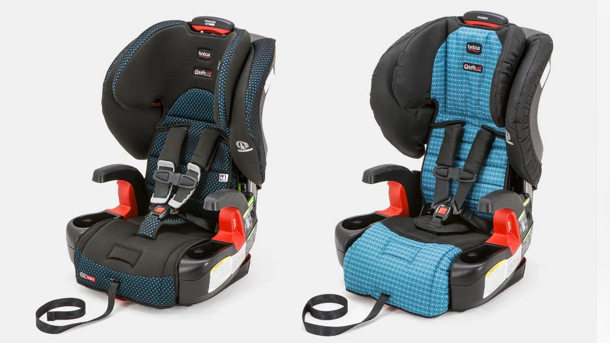 Britax Cosco Harmony Child Car Seats Break