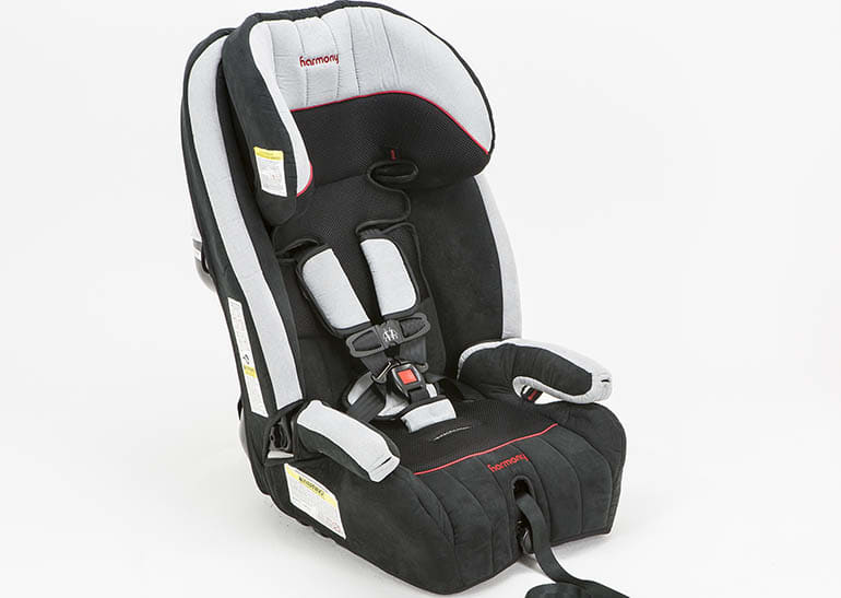 Harmony Defender 360 Booster Seat