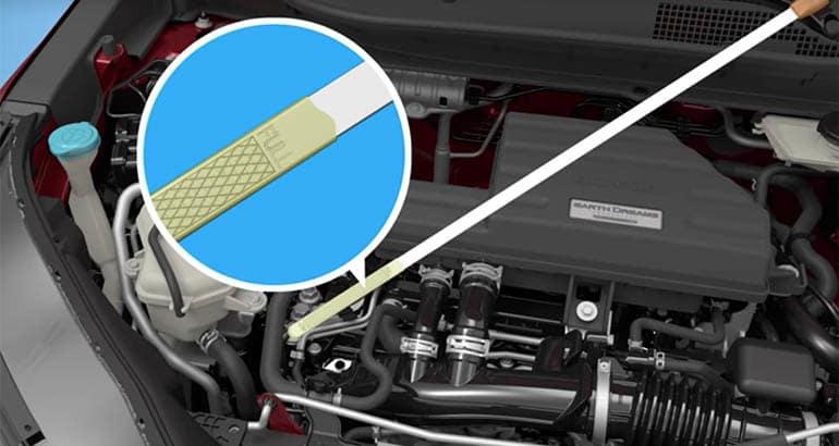 Honda Cr V Dipstick