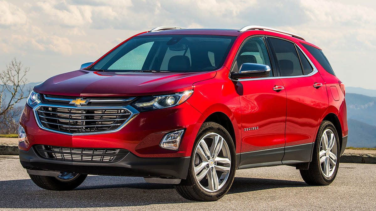 Most Fuel-Efficient SUVs