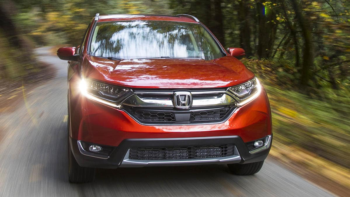 Honda CR-V Plagued by Engine Troubles