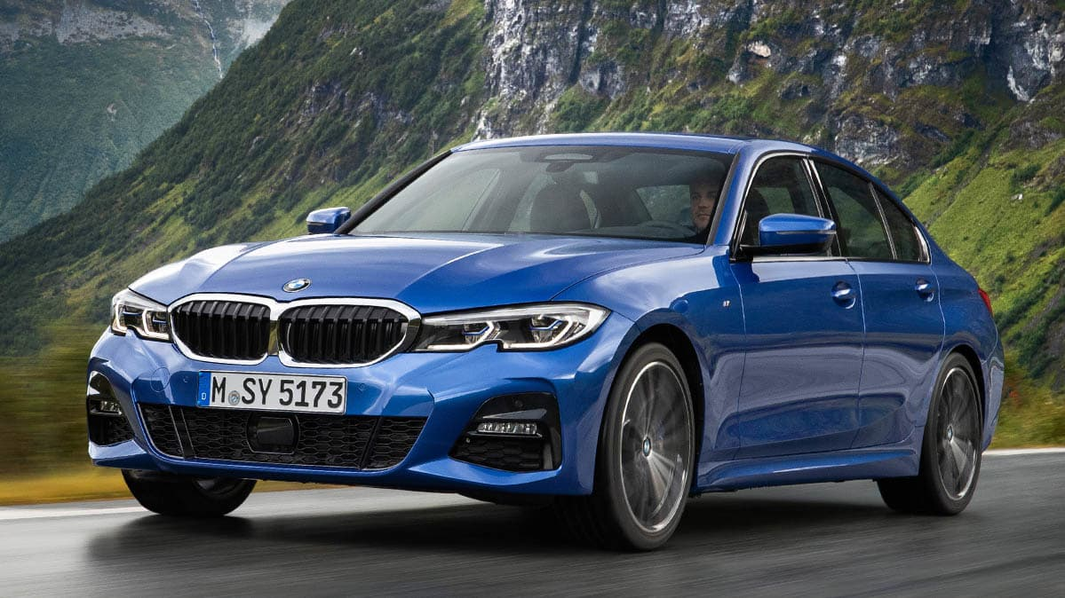 2019 BMW 3 Series Preview