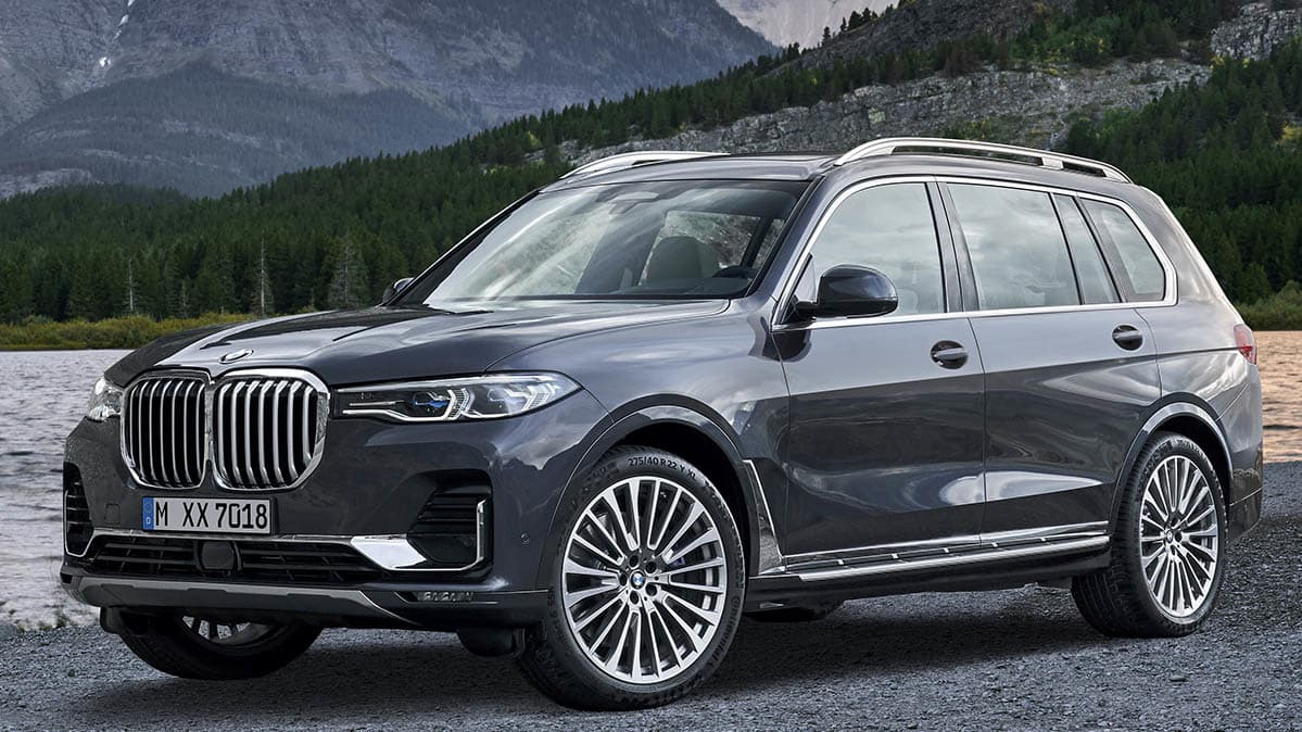 225b3d9971 All-New 2019 BMW X7 Preview - Consumer Reports