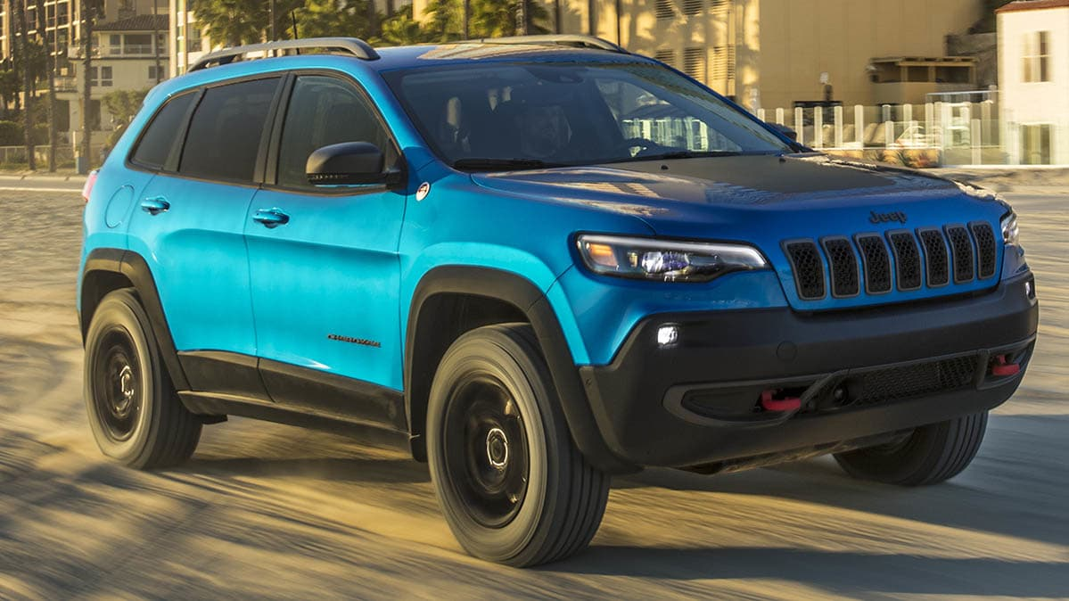 2019 Jeep Cherokee Is Recalled Over Stalling Risk Consumer Reports