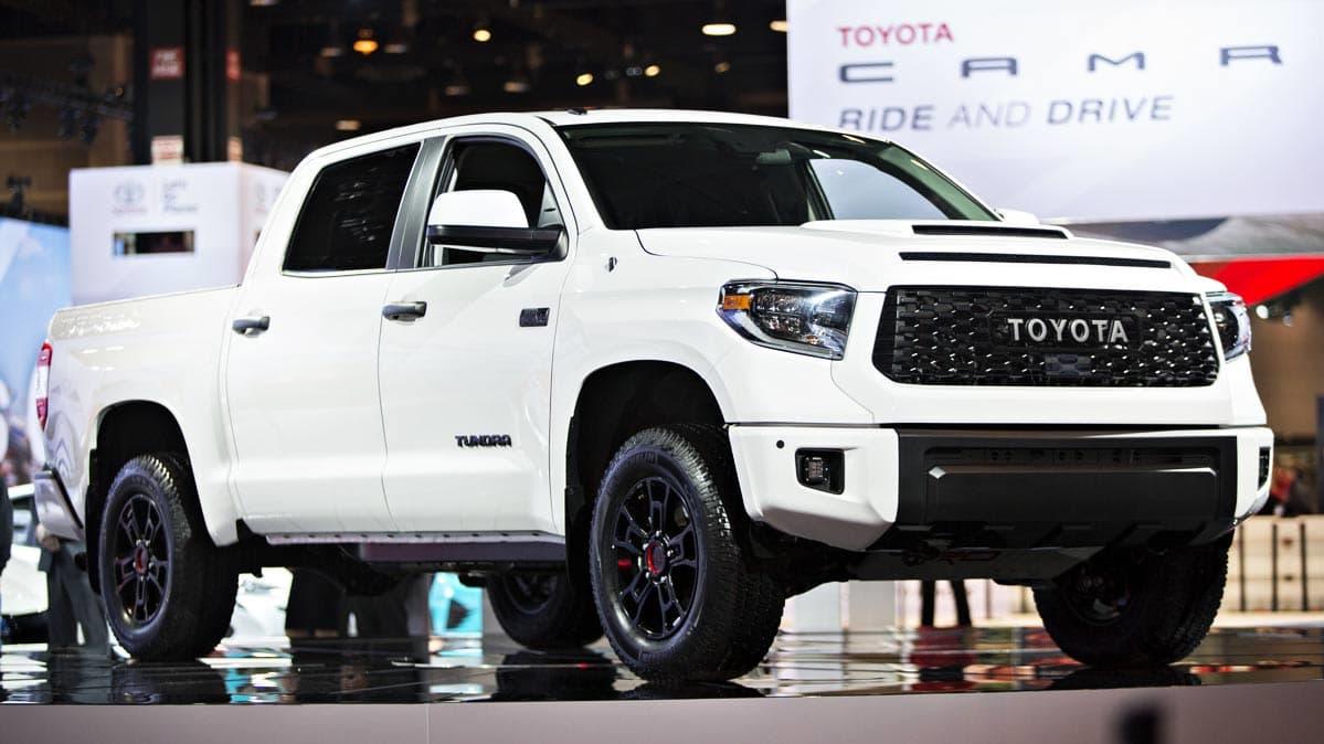 Toyota recall: the Toyota Tundra