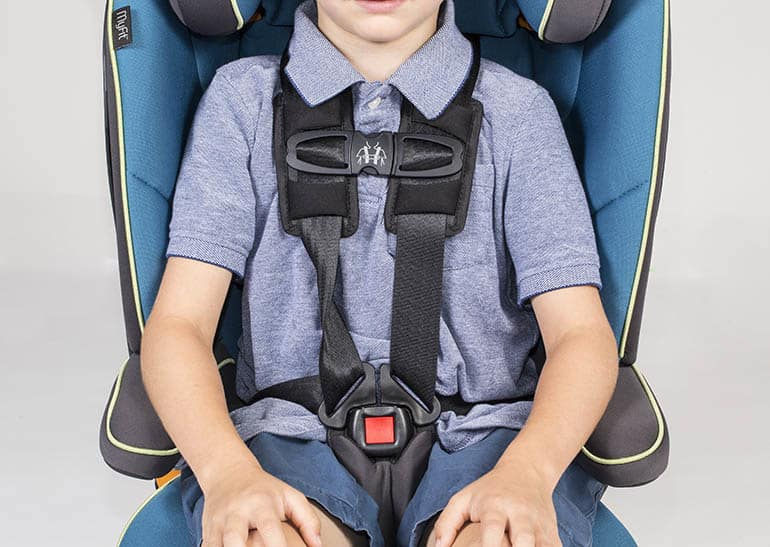 How to Properly Adjust Your Car Seat Harness - Consumer ...