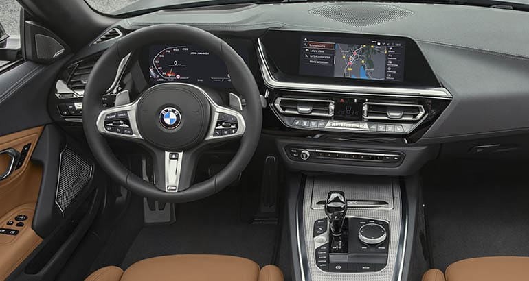 [Image: CR-Cars-Inline-2019-BMW-Z4-int-9-2018]