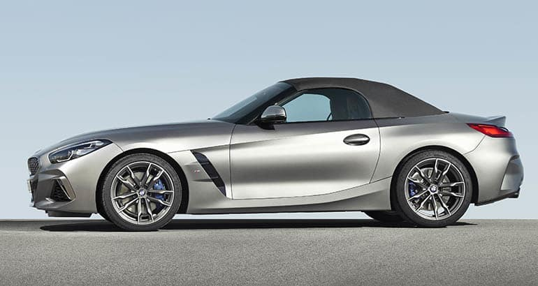 2019 Bmw Z4 Roadster Preview Consumer Reports