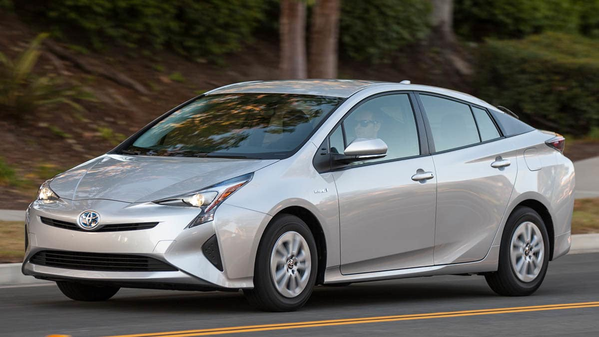 Toyota Prius Recall Involves 192 000 Hybrids In The U S