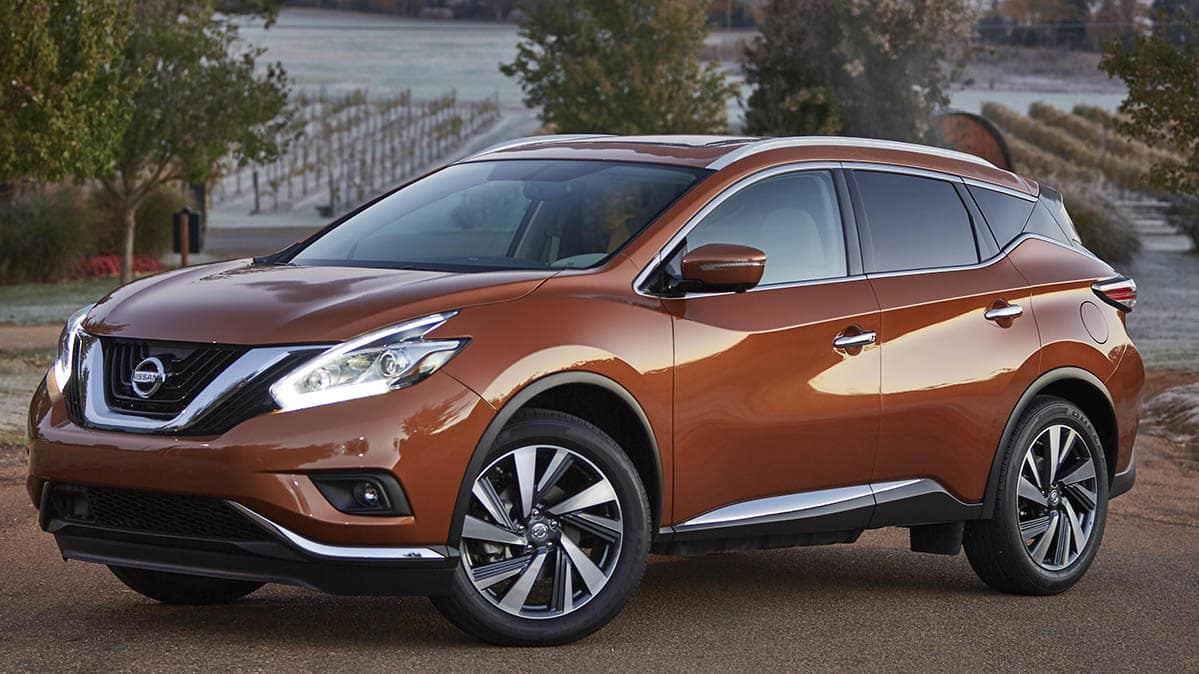 Nissan Recall Involves The 2017 Murano