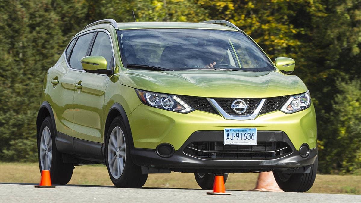 Nissan Rogue Sport Test