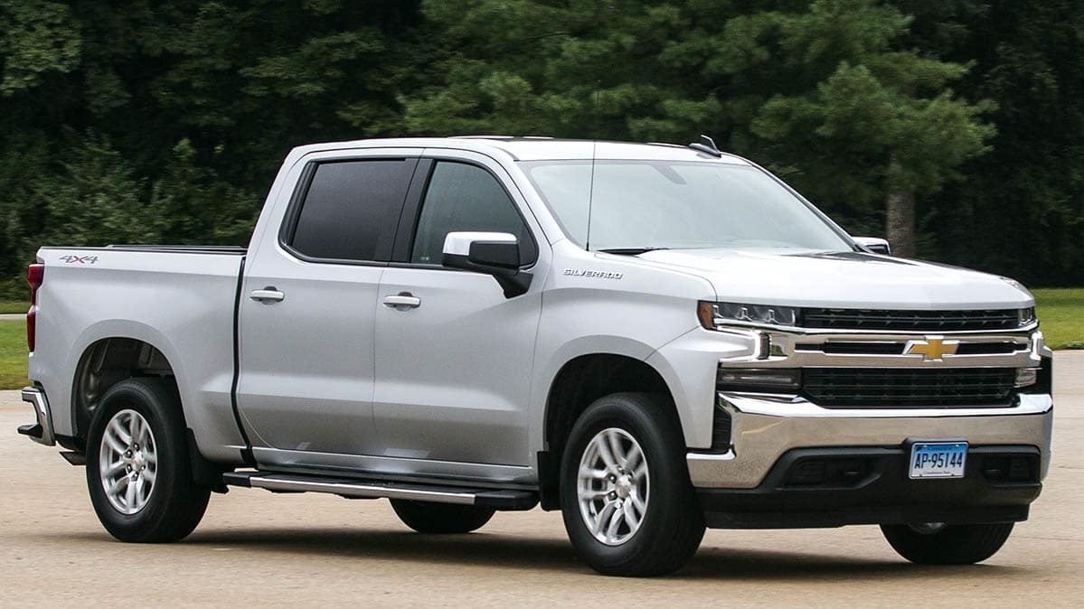 Does The 2019 Chevrolet Silverado Miss The Mark Consumer Reports