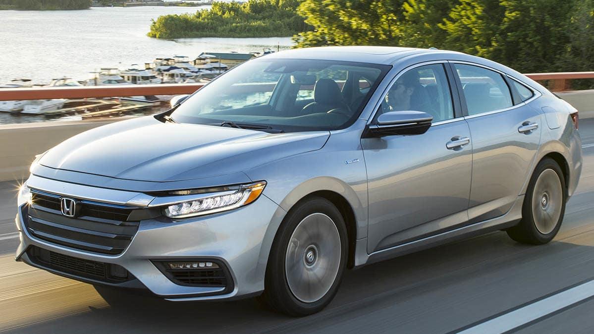 Honda Recall Includes 2019 Honda Insight